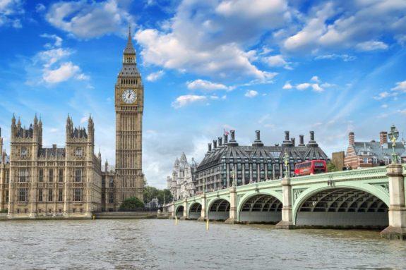 London skin care