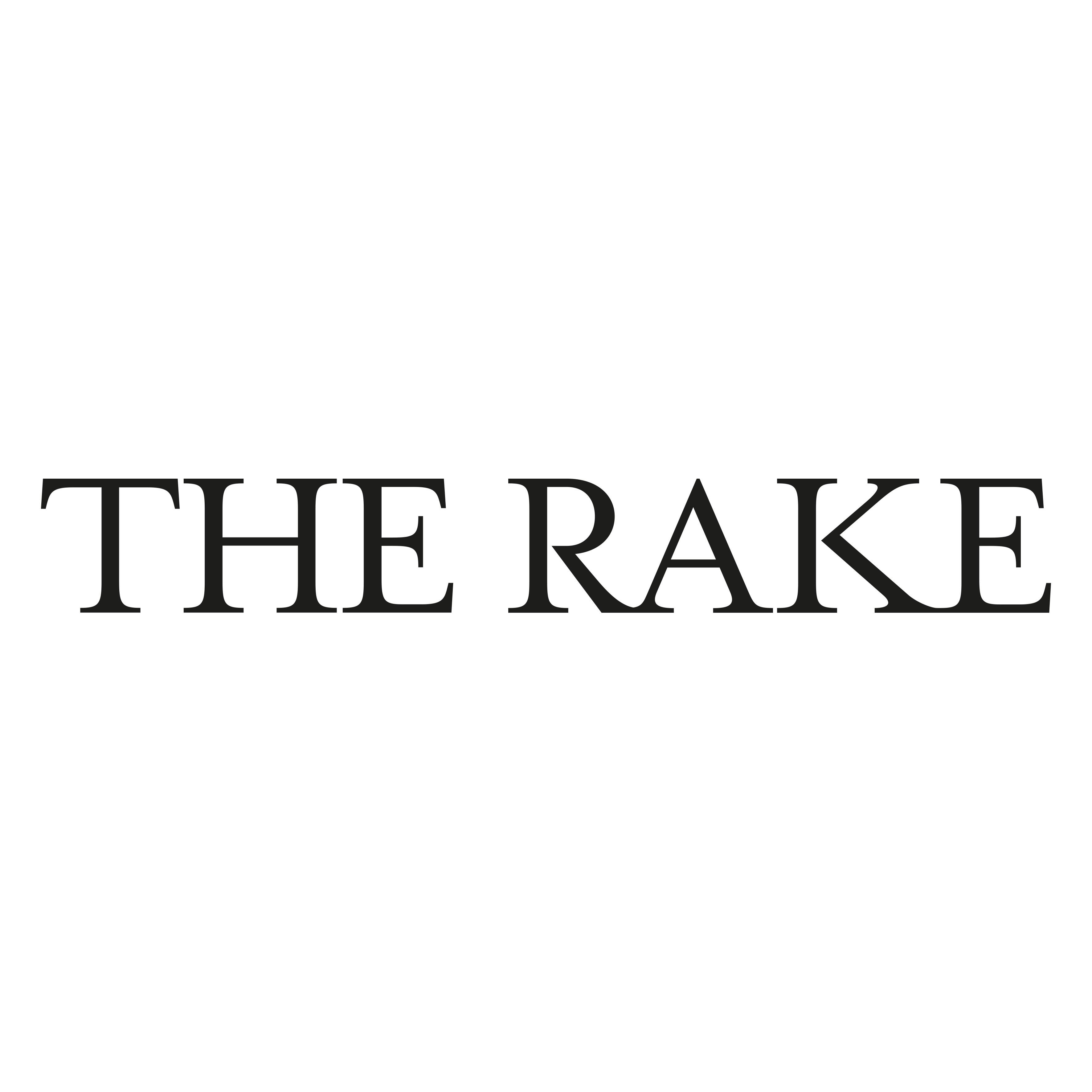 The Rake Logo