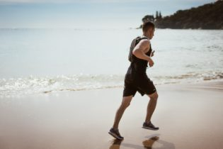 beach enjoyment exercise