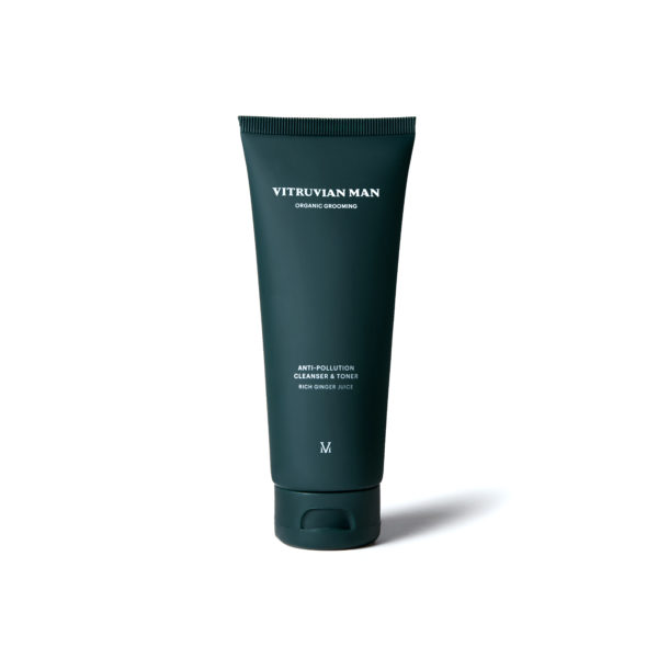 Vitruvian Man Cleanser with Toner