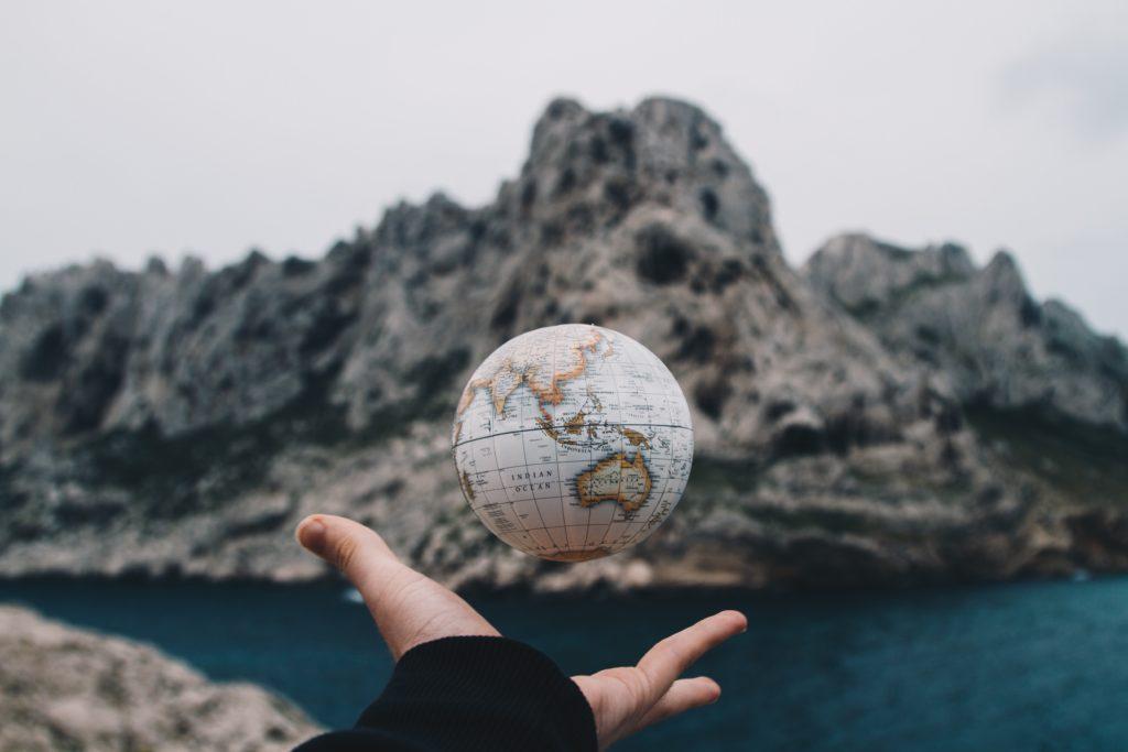 Focus on Earth